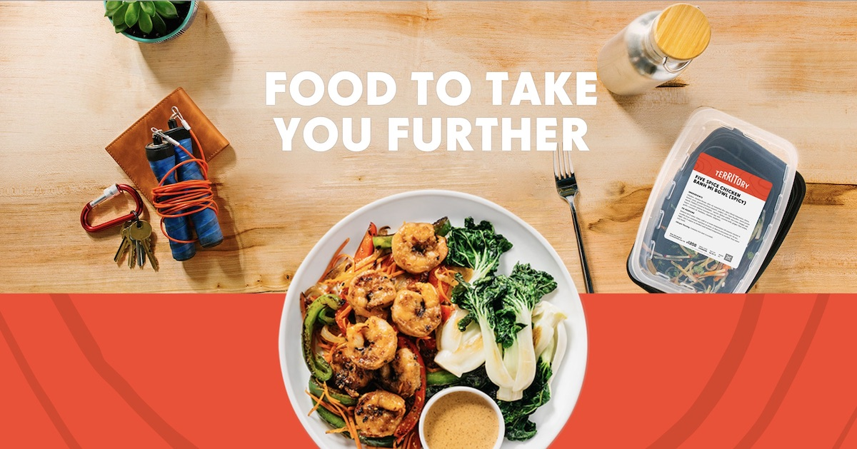 Territory | Chef-Prepared Meal Delivery